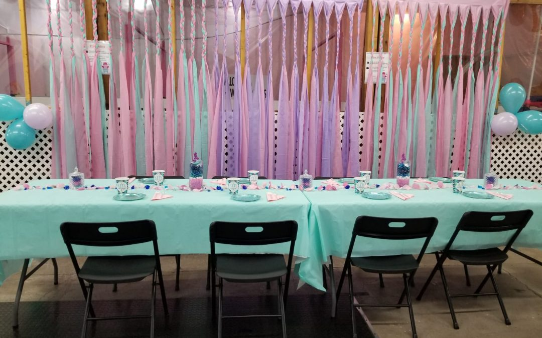 Mermaid Birthday Parties at Nepean Indoor