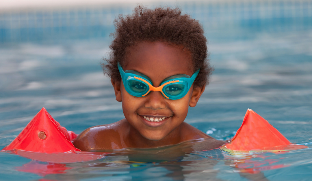 Helping Your Reluctant Swimmer at Home
