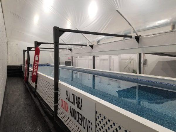 Trainyards Indoor Swimming Pool