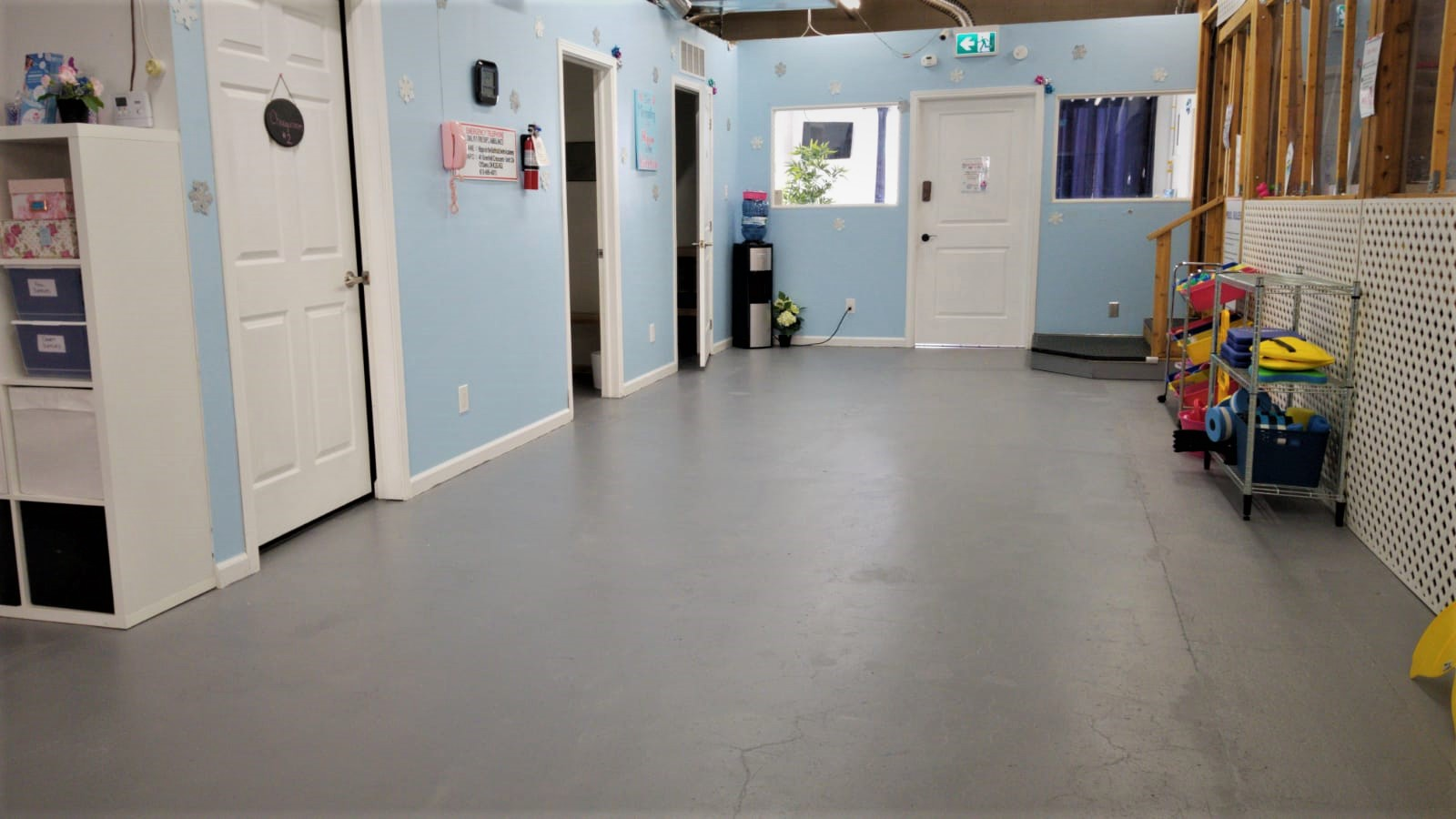 Nepean Indoor - new floor 3