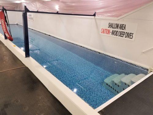 Nepean Indoor's Salt-Water Swimming Pool - 1